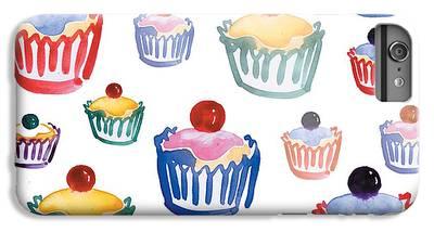 Fairy Cake iPhone 6s Plus Cases