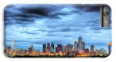 Dallas Skyline iPhone 6s Plus Cases