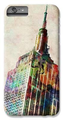Empire State Building IPhone 6s Plus Cases