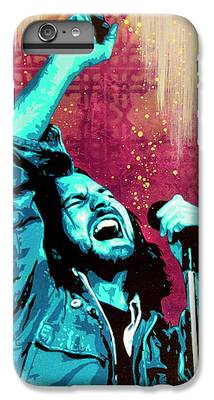Pearl Jam IPhone 6s Plus Cases