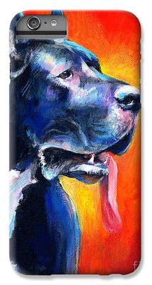 Great Dane IPhone 6s Plus Cases