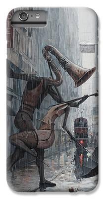 Surrealism iPhone 6s Plus Cases