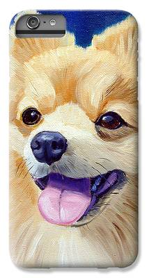 Pomeranian IPhone 6s Plus Cases