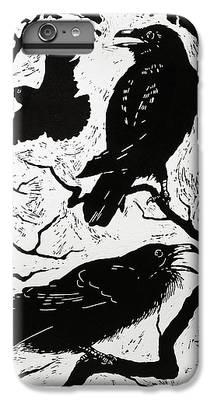 Raven iPhone 6s Plus Cases