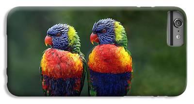 Parrot IPhone 6s Plus Cases