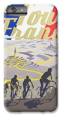 Cyclist iPhone 6s Plus Cases