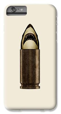 Sharks iPhone 6s Plus Cases