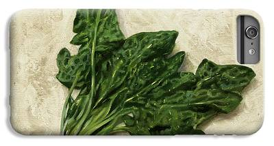 Spinach iPhone 6s Plus Cases