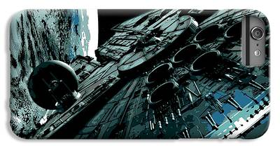 Space Ships iPhone 6s Plus Cases