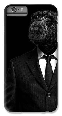 Chimpanzee iPhone 6s Plus Cases