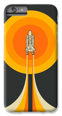 Space Ship IPhone 6s Plus Cases