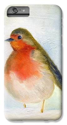 Robin iPhone 6s Plus Cases