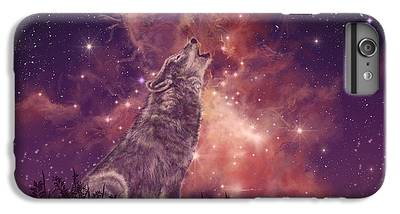 Wolf iPhone 6s Plus Cases