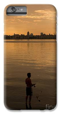 Capitol Building Photographs iPhone 6s Plus Cases