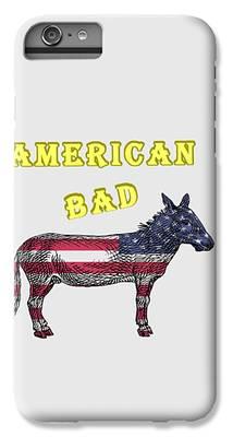 Funny Digital Art iPhone 6s Plus Cases