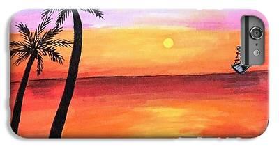 Sun Paintings iPhone 6s Plus Cases