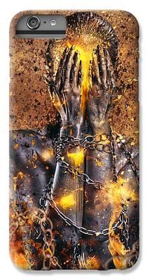 Phoenix Rising iPhone 6s Plus Cases