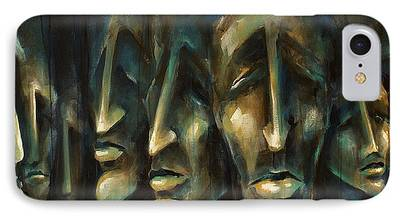 Expressionist iPhone Cases