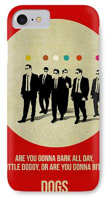 Reservoir Dogs iPhone Cases