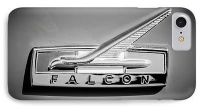 1964 Falcon Emblem iPhone Cases