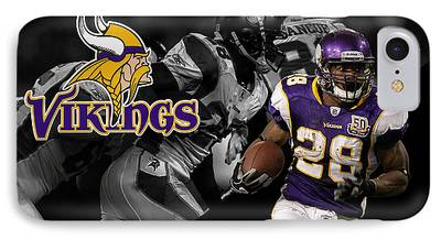 Adrian Peterson iPhone Cases