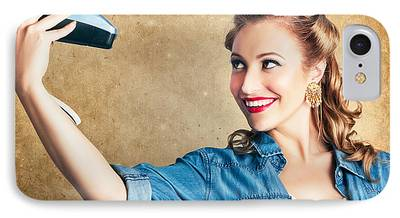 Self Shot Photographs iPhone Cases