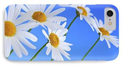 Flower Gardens Photographs iPhone Cases