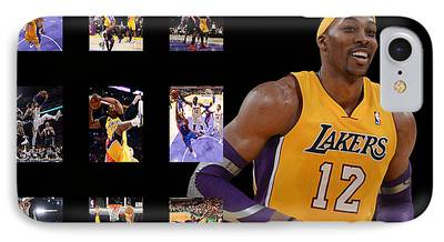 Los Angles Lakers iPhone Cases