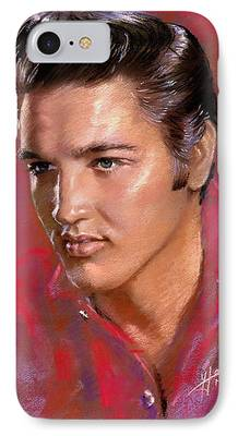 Presley iPhone Cases