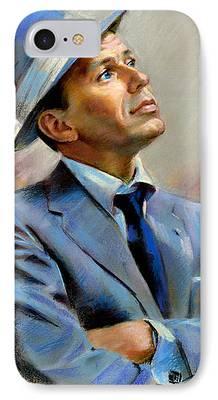 Frank Sinatra IPhone 7 Cases