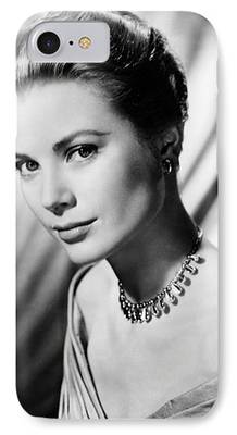 Grace Kelly IPhone 7 Cases