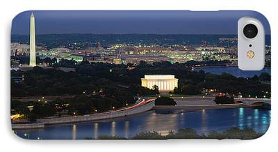 Capitol Building iPhone Cases