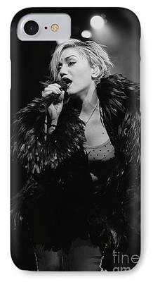 Gwen Stefani IPhone 7 Cases