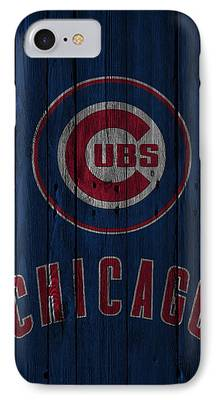 Cubs Photographs iPhone Cases