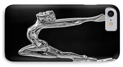 Collector Hood Ornament iPhone Cases