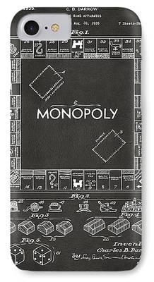 Monopoly iPhone Cases