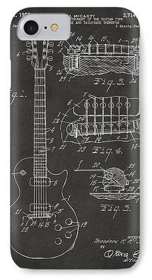 Electric Drawings iPhone Cases