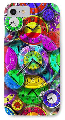 Time Related iPhone Cases