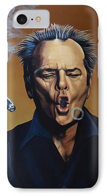 Jack Nicholson IPhone 7 Cases