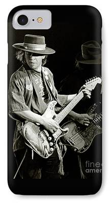 Fender Strat Photographs iPhone Cases