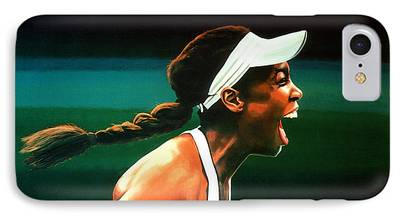 Venus Williams iPhone 7 Cases