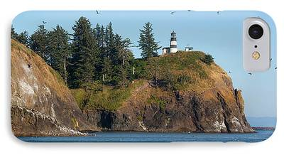 Cape Disappointment iPhone Cases