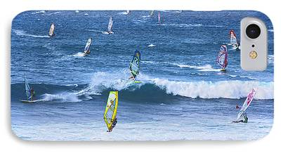 Windsurfer iPhone Cases