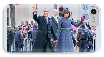 Inaugural Parade 2013 iPhone Cases