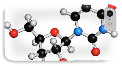 Nucleoside iPhone Cases