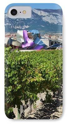Rioja iPhone Cases