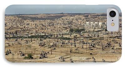 Crude Oil iPhone Cases