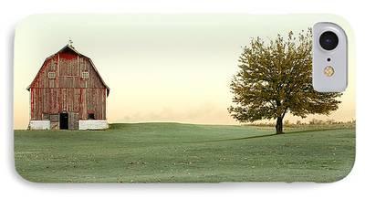 Farming Barns iPhone Cases