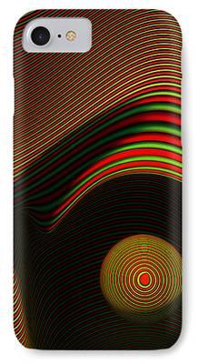 Digital Art Design iPhone Cases