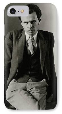 Aldous Huxley iPhone Cases